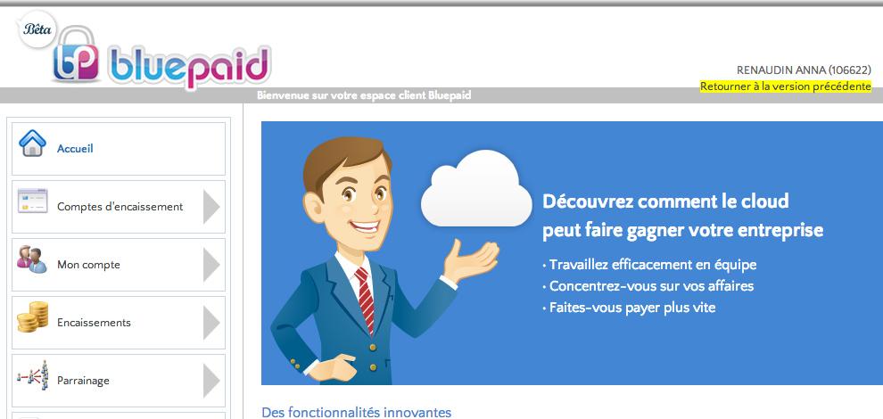 Connexion de l'API Invokit à Bluepaid, Bluepaid - #1