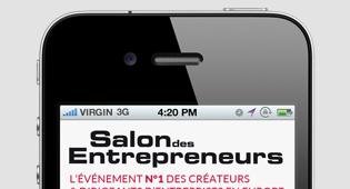 Refonte de la version mobile du site web